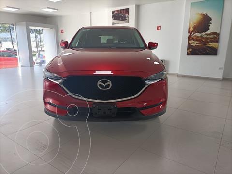 Mazda CX-5 2.0L i Grand Touring usado (2018) color Rojo precio $410,000