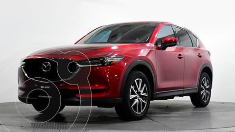 Mazda CX-5 2.5L S Grand Touring usado (2018) color Rojo precio $364,178