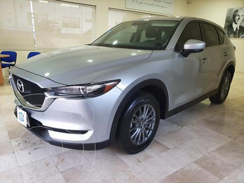 Mazda CX-5 2.0L i usado (2018) color Plata precio $335,000