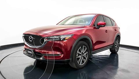 Mazda CX-5 2.5L S Grand Touring 4x2 usado (2018) color Rojo precio $374,999