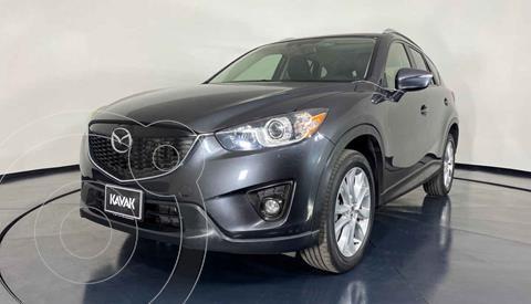 Mazda CX-5 2.0L i Sport usado (2015) color Gris precio $277,999