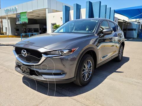 Mazda CX-5 2.0L i Sport usado (2019) color Gris Oscuro precio $390,000