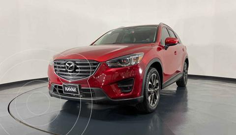 Mazda CX-5 2.0L i Sport usado (2015) color Rojo precio $299,999