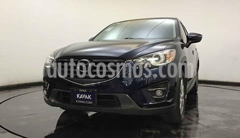 Mazda CX-5 2.0L i Grand Touring usado (2016) color Azul precio $254,999