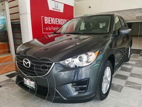 Mazda CX-5 2.0L i usado (2017) color Gris precio $269,000
