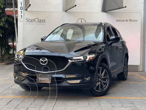 Mazda CX-5 2.0L i Grand Touring usado (2018) color Negro precio $360,000