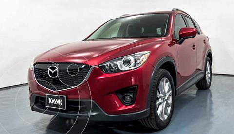 Mazda CX-5 2.5L S Grand Touring 4x2 usado (2015) color Rojo precio $279,999
