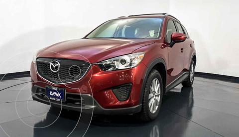 Mazda CX-5 2.0L i usado (2015) color Rojo precio $242,999
