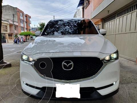 Mazda CX-5 i Grand Touring usado (2018) color Blanco precio $355,900