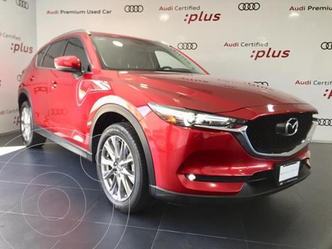 Mazda CX-5 2.5L S Grand Touring usado (2019) color Rojo financiado en mensualidades(enganche $181,650 mensualidades desde $9,633)