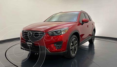 Mazda CX-5 2.5L S Grand Touring 4x2 usado (2017) color Rojo precio $332,999