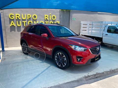 Mazda CX-5 2.0L i Grand Touring usado (2016) color Rojo precio $319,000