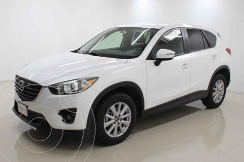 Mazda CX-5 2.0L i Sport usado (2016) color Blanco precio $295,000