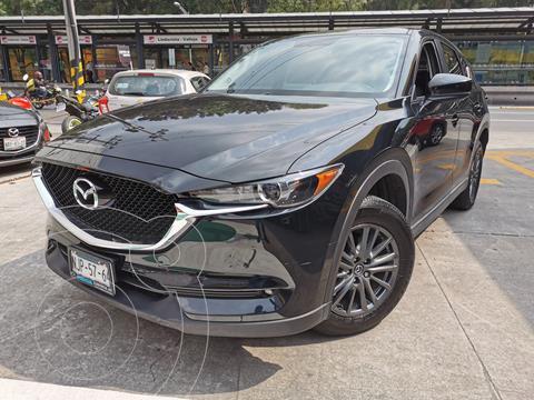 Mazda CX-5 2.0L i Sport usado (2019) color Negro precio $413,000