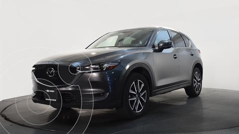 Mazda CX-5 2.5L S Grand Touring usado (2018) color Gris Oscuro precio $385,000
