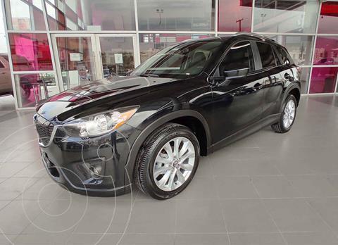 Mazda CX-5 2.0L i Grand Touring usado (2014) color Negro precio $269,000