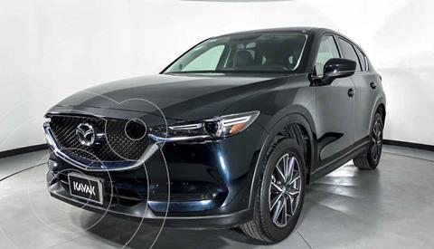 Mazda CX-5 2.5L S Grand Touring 4x2 usado (2018) color Negro precio $369,999
