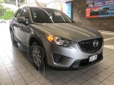 Mazda CX-5 2.0L iSport usado (2015) color Aluminio precio $260,000