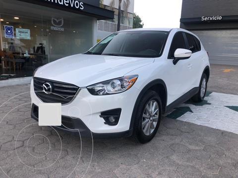 Mazda CX-5 2.0L i Sport usado (2016) color Blanco Perla precio $245,000