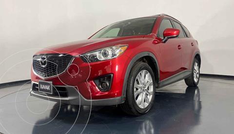 Mazda CX-5 2.0L i Sport usado (2015) color Rojo precio $279,999