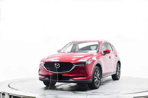 Mazda CX-5 2.5L S Grand Touring usado (2018) color Rojo precio $432,000