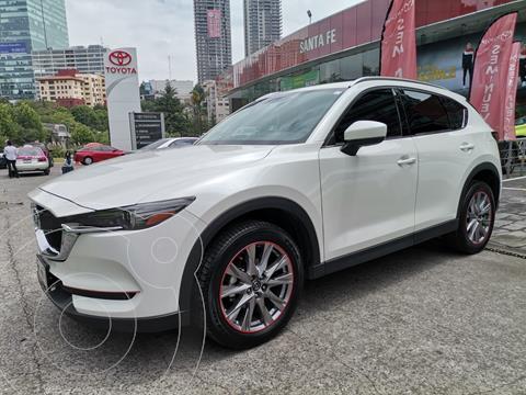 Mazda CX-5 2.5L S Grand Touring usado (2019) color Blanco precio $485,000