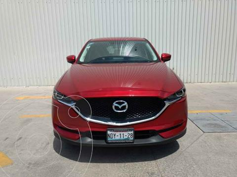 Mazda CX-5 2.0L i Sport usado (2018) color Rojo Cobrizo precio $319,000