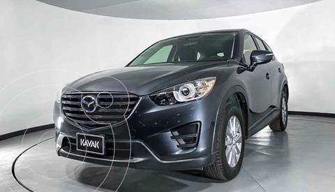 Mazda CX-5 2.0L i Sport usado (2015) color Gris precio $267,999