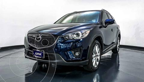 Mazda CX-5 2.0L i Sport usado (2015) color Azul precio $277,999