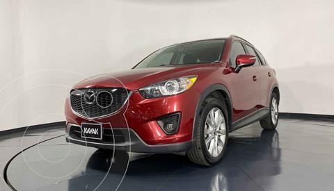 Mazda CX-5 2.0L i Sport usado (2015) color Rojo precio $277,999