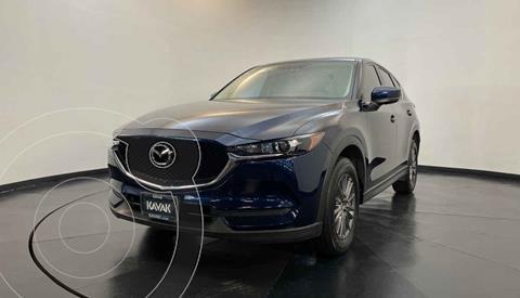 Mazda CX-5 2.0L i Sport usado (2018) color Azul precio $347,999