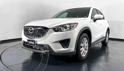 Mazda CX-5 2.0L i Sport usado (2015) color Blanco precio $227,999