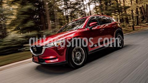 Mazda CX-5 Signature nuevo color Rojo precio $625,900