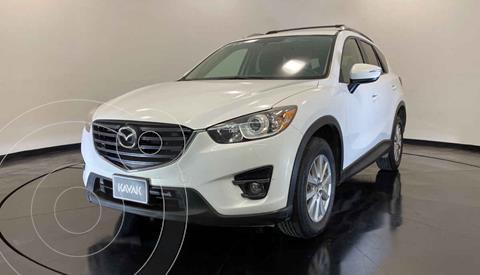 Mazda CX-5 2.0L i Grand Touring usado (2015) color Blanco precio $264,999