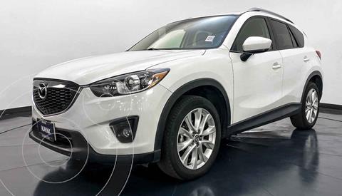 Mazda CX-5 2.0L i Grand Touring usado (2015) color Blanco precio $249,999