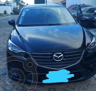 Mazda CX-5 2.5L S Grand Touring 4x2 usado (2016) color Negro precio $240,000