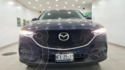 Mazda CX-5 2.0L i Grand Touring usado (2018) color Azul Marino precio $369,000