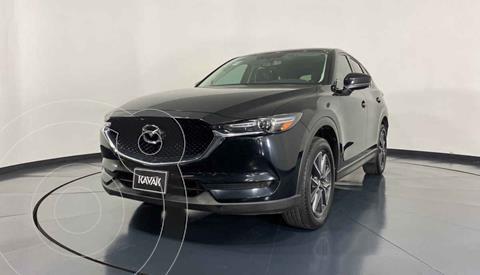 Mazda CX-5 2.5L S Grand Touring 4x2 usado (2018) color Negro precio $389,999