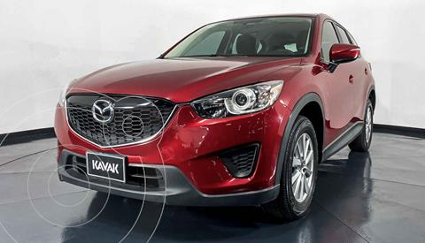 Mazda CX-5 2.0L i usado (2015) color Rojo precio $252,999