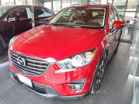 Mazda CX-5 2.0L i Grand Touring usado (2016) color Rojo precio $305,000