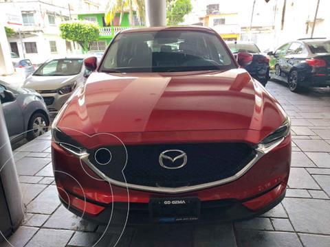 Mazda CX-5 2.5L S Grand Touring 4x2 usado (2018) color Rojo precio $395,000