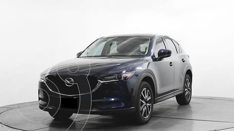 Mazda CX-5 2.5L S Grand Touring usado (2018) color Azul Marino precio $418,400
