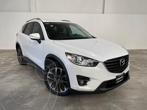 Mazda CX-5 2.0L i Grand Touring usado (2016) color Blanco precio $269,000