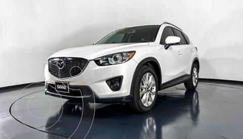 Mazda CX-5 2.0L i Sport usado (2015) color Blanco precio $229,999