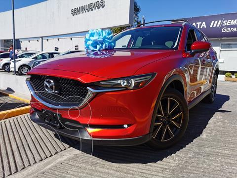 Mazda CX-5 2.5L S Grand Touring usado (2018) color Rojo precio $350,000