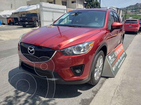 Mazda CX-5 2.5L S Grand Touring 4x2 usado (2015) color Rojo precio $274,000