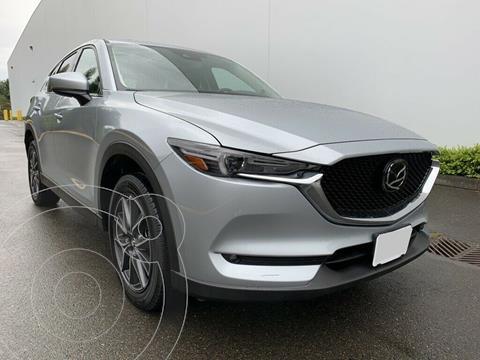 Mazda CX-5 2.5L S Grand Touring 4x2 usado (2018) color Plata precio $300,000