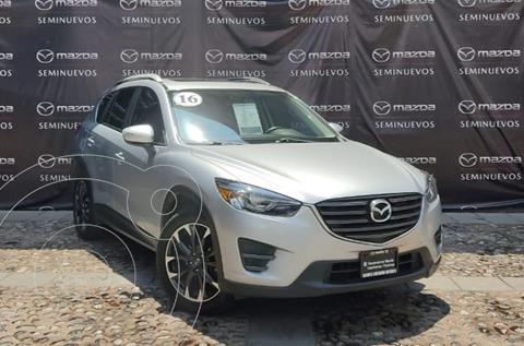 Mazda CX-5 2.5L S Grand Touring 4x4 usado (2016) color Plata precio $280,000