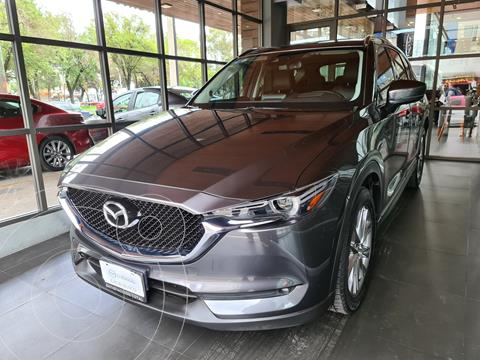 Mazda CX-5 2.5L T Signature usado (2019) color Gris Titanio precio $530,000