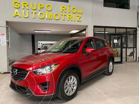 Mazda CX-5 2.0L i Sport usado (2016) color Rojo precio $257,000